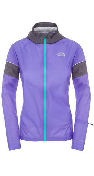 The North Face W's Storm Stow Jacket Starry Purple